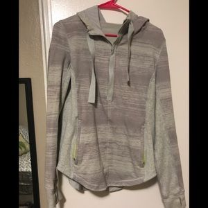 Lululemon Quarter-Zip hoodie